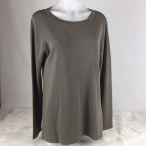 Eileen Fisher Silk Blend Top